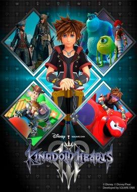 Kingdom Hearts III Live Stream