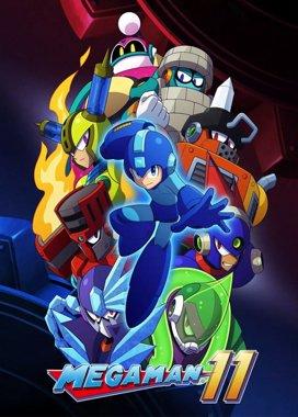 Mega Man 11 Live Stream