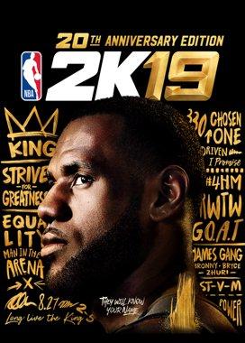 NBA 2K19 Live Stream