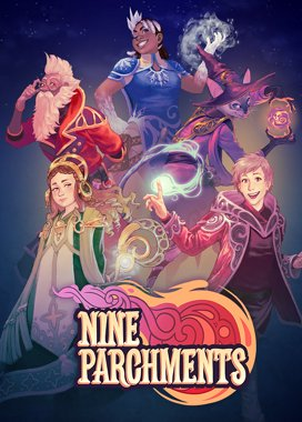 Nine Parchments Live Stream