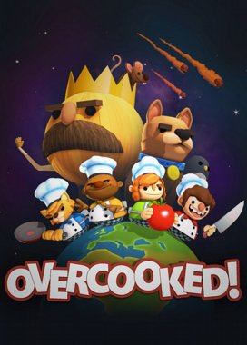 Overcooked! Live Stream