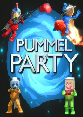 Pummel Party Live Stream