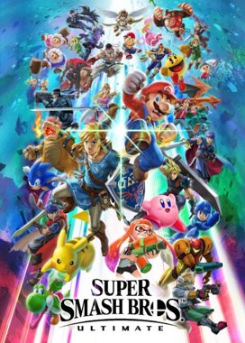 Super Smash Bros. Ultimate Live Stream