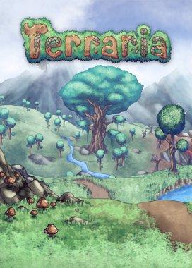 Terraria Live Stream