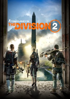 Tom Clancy's The Division 2 Live Stream