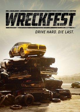 Wreckfest Live Stream