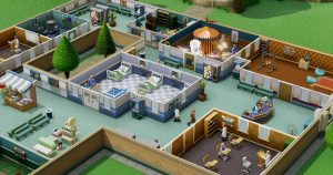 Two Point Hospital receives a new update this week that includes a sandbox mode
