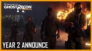 Ubisoft announces Ghost Recon Wildlands Year 2, that will begin next week
