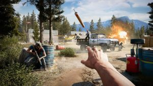 Ubisoft publishes a new Far Cry 5 trailer, dedicated to The Resistance