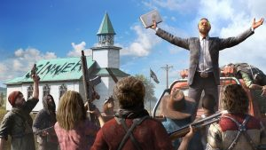 Ubisoft publishes a new live action trailer for Far Cry 5