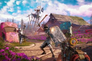 Ubisoft publishes a new trailer for Far Cry New Dawn