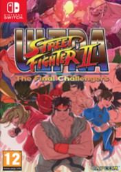Buy Cheap Ultra Street Fighter 2 The Final Challengers NINTENDO SWITCH CD Key