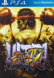 Buy Ultra Street Fighter IV PS4