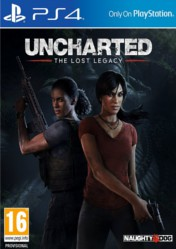 Buy Uncharted The Lost Legacy PS4 CD Key