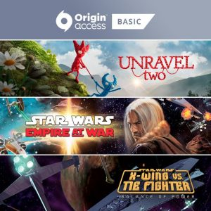 Unravel Two, STAR WARS Empire at War and The Flame in the Flood become available on Origin Access