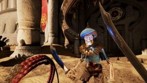 Uppercut, managed by former BioShock creatives, presents its game City of Brass