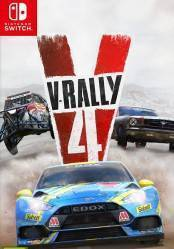 Buy Cheap V-Rally 4 NINTENDO SWITCH CD Key