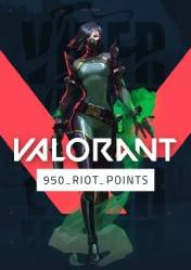 Buy Cheap Valorant 950 Riot Points PC CD Key