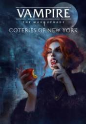 Buy Cheap Vampire: The Masquerade Coteries of New York PC CD Key