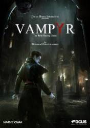 Vampyr PC CD Key