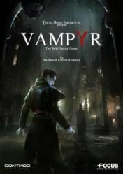 Buy Vampyr pc cd key for Steam