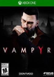 Buy Cheap Vampyr XBOX ONE CD Key