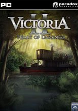Buy Cheap Victoria 2 Heart of Darkness PC CD Key