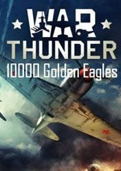 Buy Cheap War Thunder 10000 Golden Eagles PC CD Key