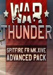 Buy War Thunder Spitfire Advanced Pack pc cd key