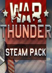 Buy Cheap War Thunder Steam Pack PC CD Key