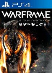 Buy Warframe Starter Pack PS4