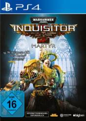 Buy Cheap Warhammer 40000 Inquisitor Martyr PS4 CD Key