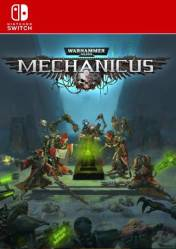 Buy Warhammer 40,000: Mechanicus Nintendo Switch