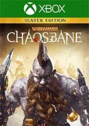 Buy Cheap Warhammer Chaosbane Slayer Edition XBOX ONE CD Key