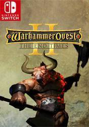 Buy Cheap Warhammer Quest 2: The End Times NINTENDO SWITCH CD Key