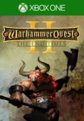Buy Cheap Warhammer Quest 2: The End Times XBOX ONE CD Key