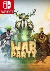 Buy Cheap WarParty NINTENDO SWITCH CD Key