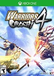 Buy Cheap WARRIORS OROCHI 4 XBOX ONE CD Key