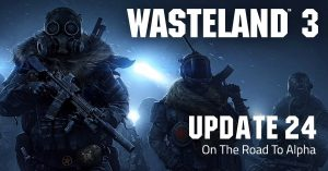 Wasteland 3 sets its release date for Q4 2019
