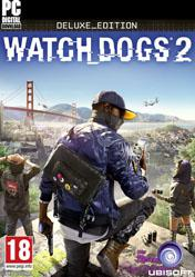 Buy Watch Dogs 2 Deluxe Edition PC CD Key