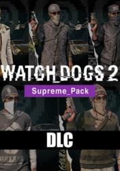 Buy Watch Dogs 2 Supreme Pack pc cd key for Uplay