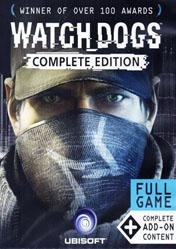 Buy Watch Dogs Complete Edition PC CD Key