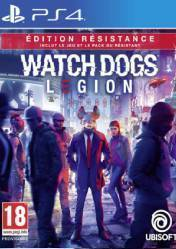 Buy Cheap Watch Dogs Legion PS4 CD Key