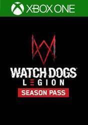 Buy Cheap Watch Dogs Legion: Season Pass XBOX ONE CD Key