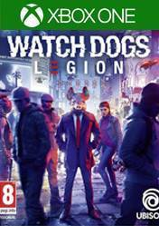 Buy Watch Dogs Legion XBOX ONE CD Key