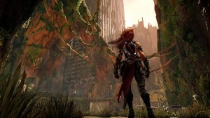 Watch Fury in action in a 12 minute Darksiders 3 Pre-alpha Gameplay Trailer
