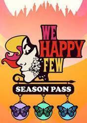 Buy Cheap We Happy Few Season Pass PC CD Key