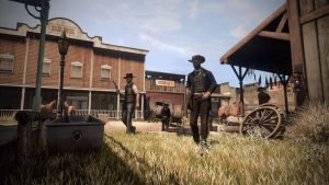 Wild West Online showcases its bounties, saloons, and forested base-camps