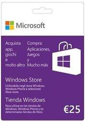 Buy Cheap Windows Store Gift Card 25 Euro PC CD Key