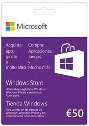 Buy Cheap Windows Store Gift Card 50 Euro PC CD Key